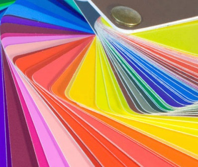 цвета полиэфира